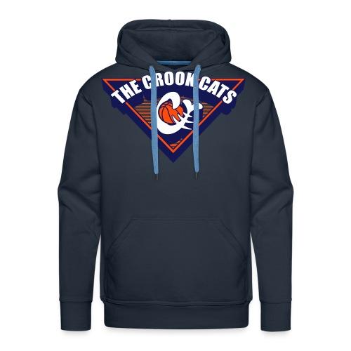 thecrookcats crookdunk 1 - Sweat-shirt à capuche Premium pour hommes