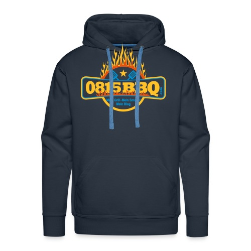 0815BBQ-Girly-Shirt-Kids - Männer Premium Hoodie