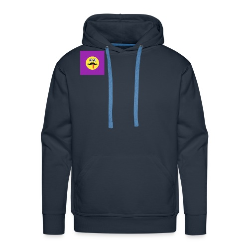 Funky logo - Men's Premium Hoodie