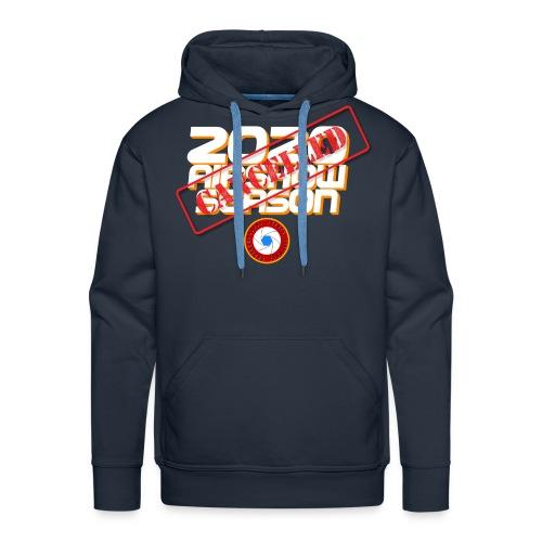2020 season cancelled - Sweat-shirt à capuche Premium pour hommes