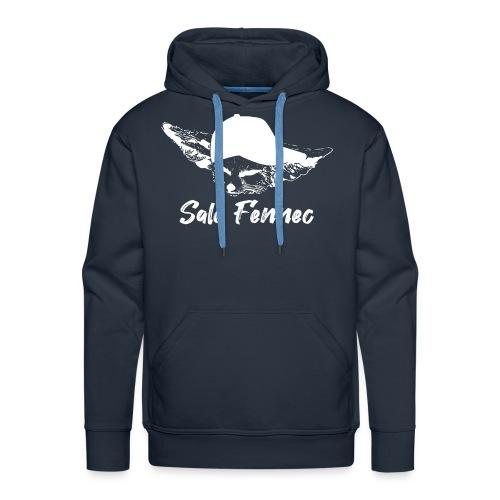 Sale Fennec - Sweat-shirt à capuche Premium pour hommes