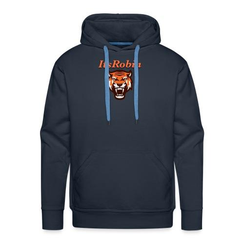 ItsRobin nieuw logo - Mannen Premium hoodie