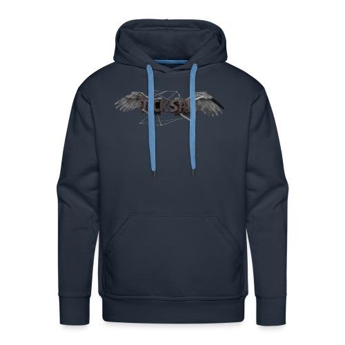 Jicksaw Flügel - Merch - Männer Premium Hoodie
