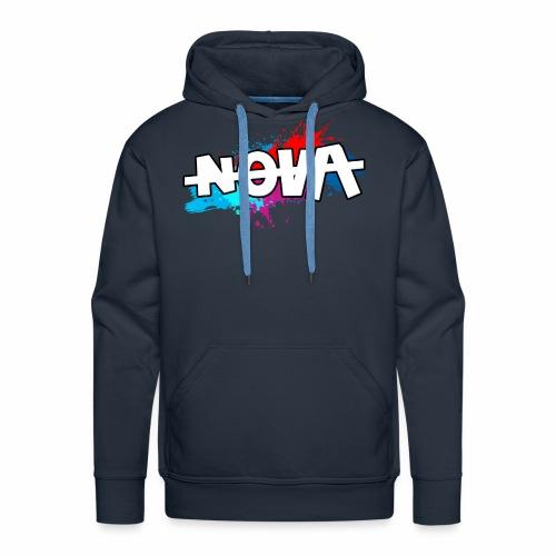 NOVA - Sweat-shirt à capuche Premium pour hommes