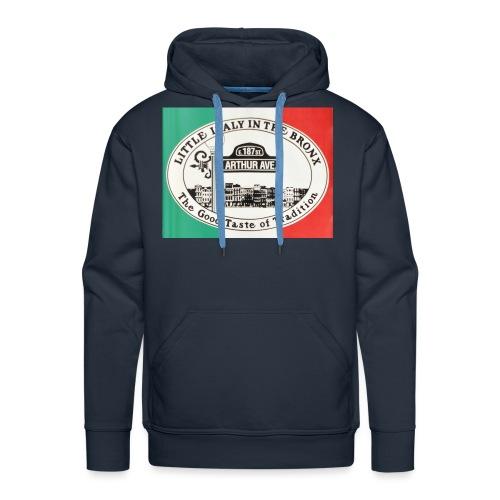 arthur 20ave 20logo jpg - Sweat-shirt à capuche Premium pour hommes