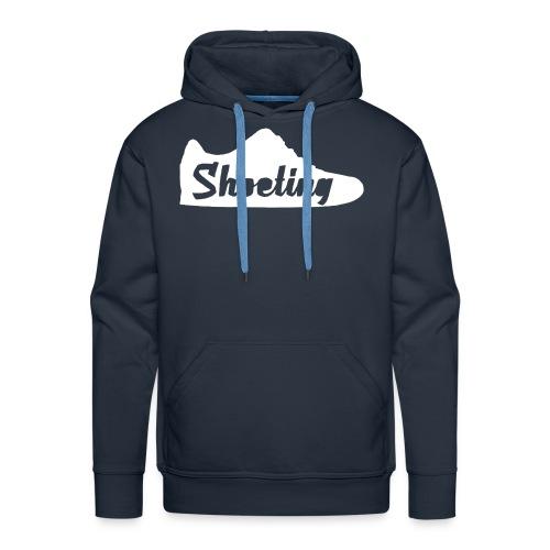 Shoeting Hoodie - Männer Premium Hoodie