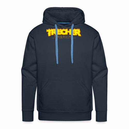 trecher - Sweat-shirt à capuche Premium pour hommes