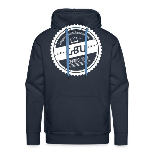 Blason GBU - Sweat-shirt à capuche Premium pour hommes