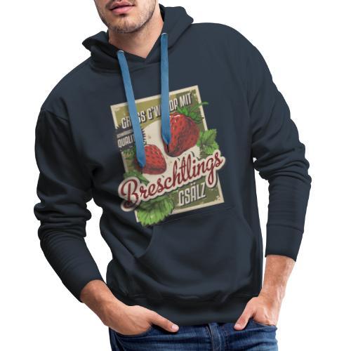 Breschtling - Männer Premium Hoodie
