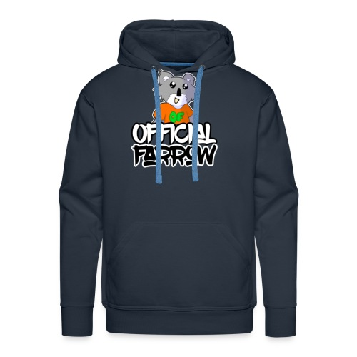 Official Farrow Shirt - Men's Premium Hoodie