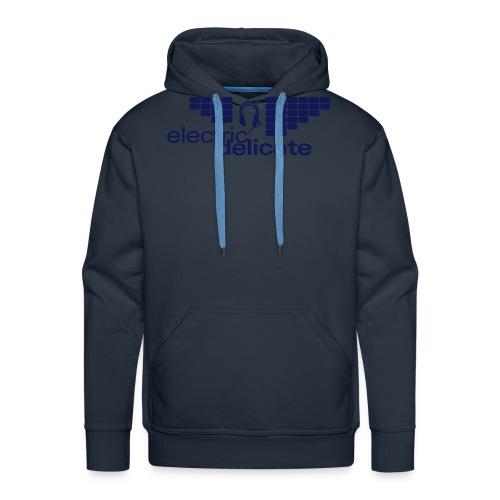 logodruck Electric Delicate - Männer Premium Hoodie