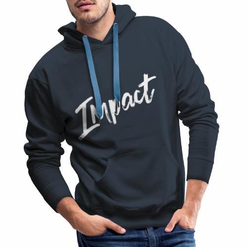 Impact Logo - Men's Premium Hoodie
