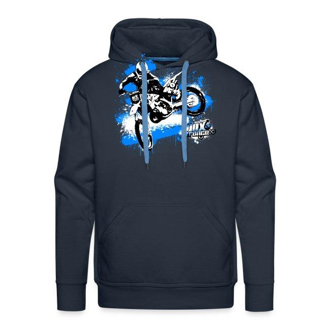 Whip Graff Blue