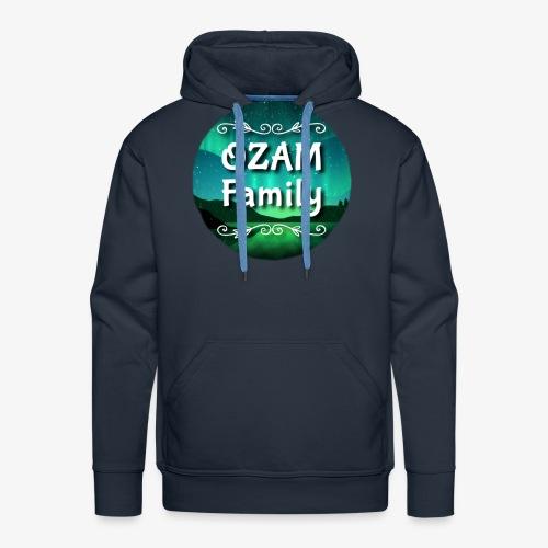 Ozam Family - Sweat-shirt à capuche Premium pour hommes