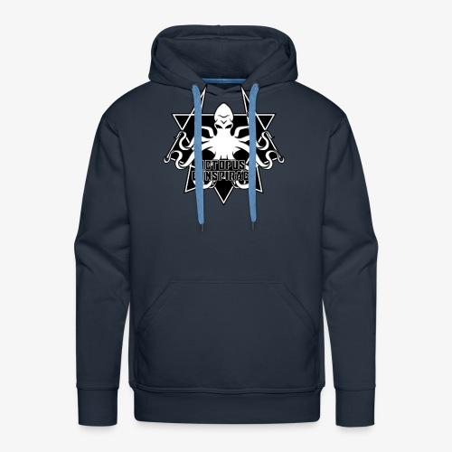 Octopus Conspiracy Logo - Felpa con cappuccio premium da uomo