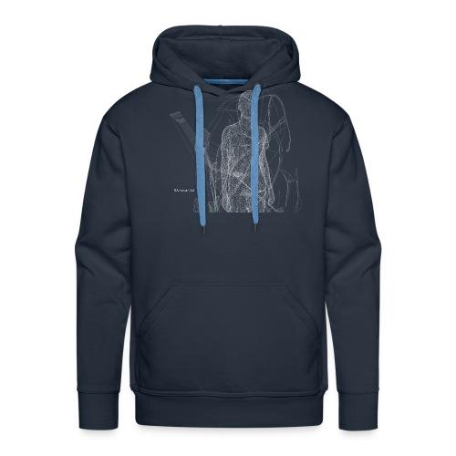 Scanmen - Sweat-shirt à capuche Premium pour hommes