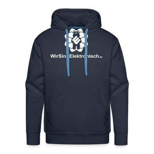 UrlMitGroßemLogo - Männer Premium Hoodie