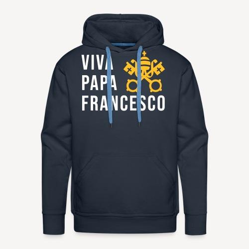 VIVA PAPA FRANCESCO - Männer Premium Hoodie
