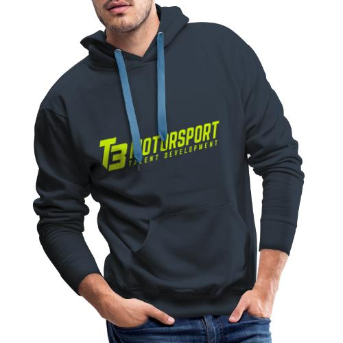 Basic Design - Männer Premium Hoodie