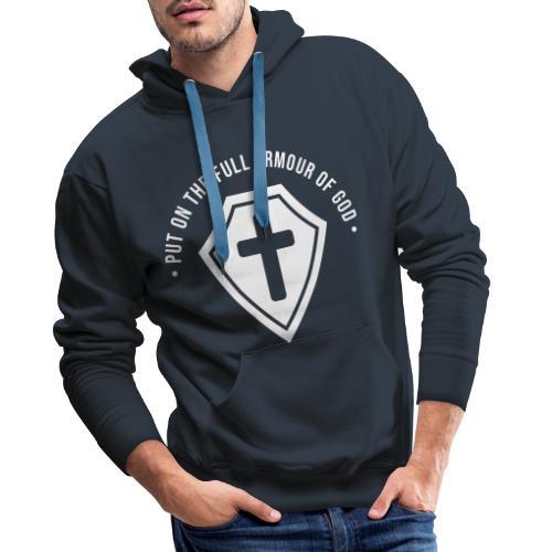 EPHESIANS 6:10 - Men's Premium Hoodie