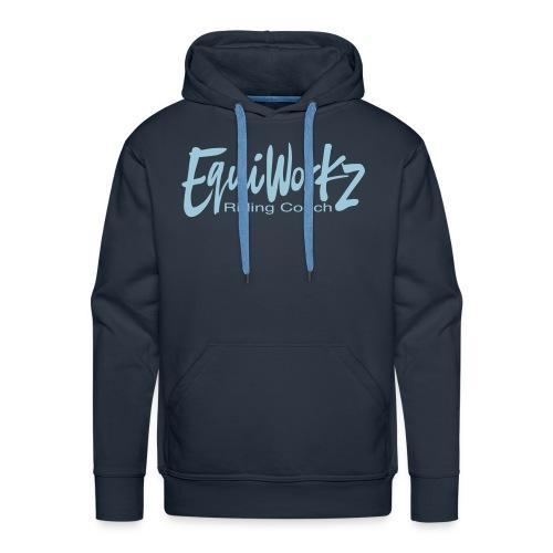 equiworkz logo - Männer Premium Hoodie