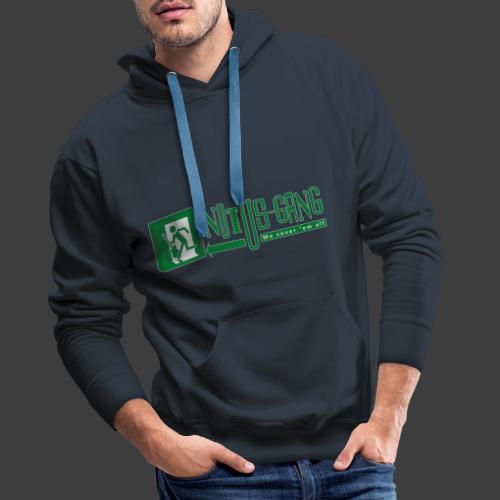 Notus-Gang - Männer Premium Hoodie