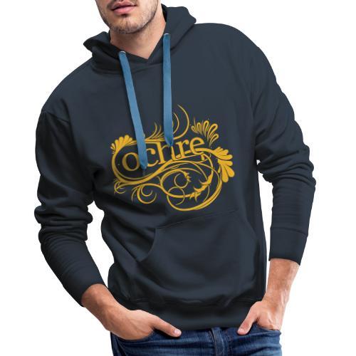 Ochre Logo - Men's Premium Hoodie