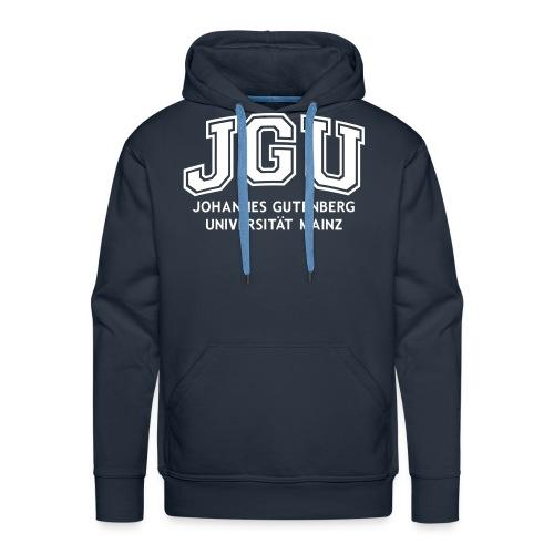 jgu - Männer Premium Hoodie