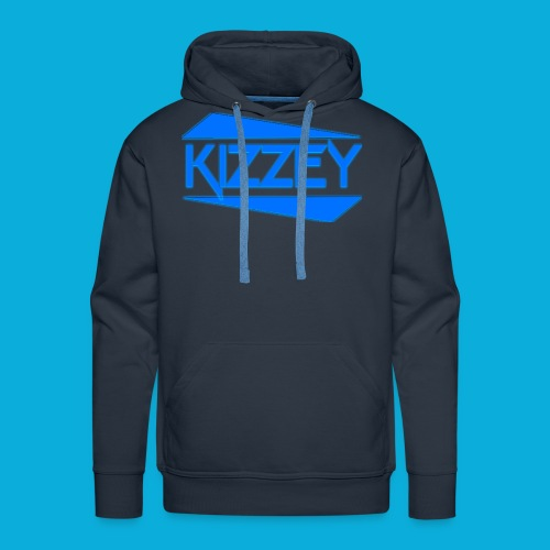 Kizzey Clothing Logo - Men's Premium Hoodie