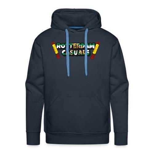 rotterdam casuals - Mannen Premium hoodie