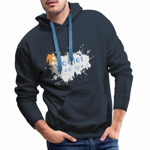Cooler Than Ice - Sweat-shirt à capuche Premium pour hommes