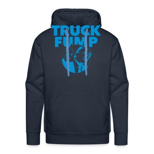 TRUCK FUMP - Männer Premium Hoodie
