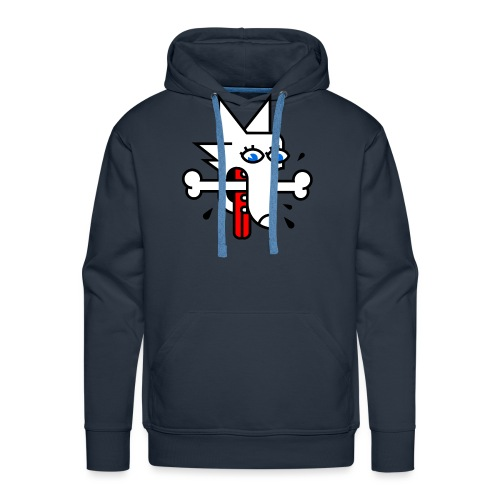 Fox or Hound? - Männer Premium Hoodie