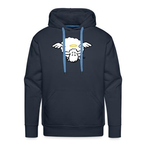 Angel Sheep - Männer Premium Hoodie
