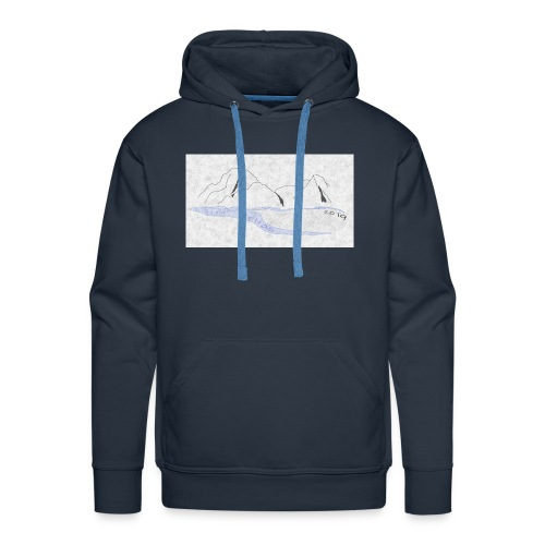 Good Fellas 4 Elefantenha - Men's Premium Hoodie