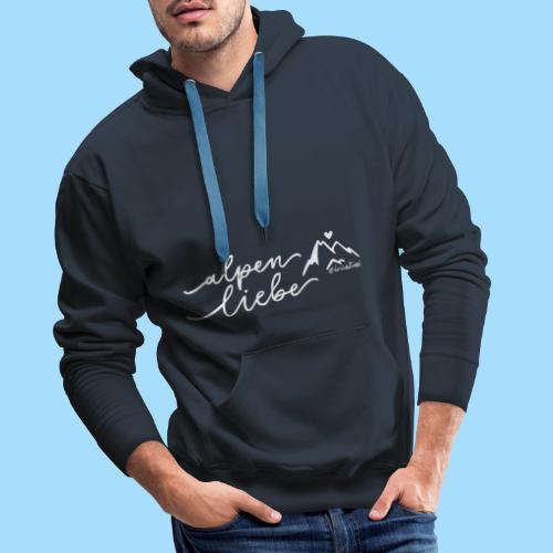 Alpenliebe - Männer Premium Hoodie