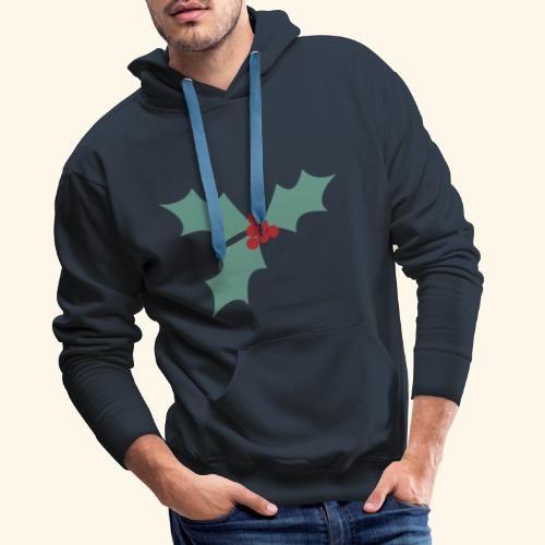 Common holy - Sweat-shirt à capuche Premium pour hommes