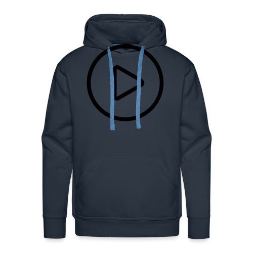Fresh Monkey Music Series. - Mannen Premium hoodie