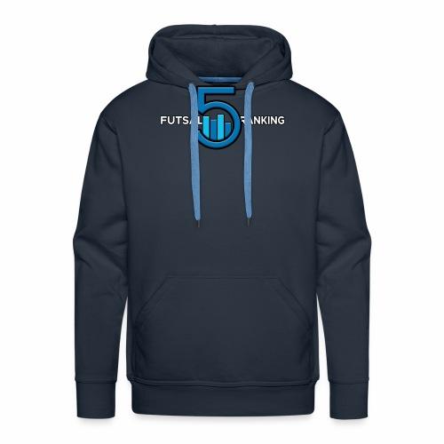 Futsal Ranking logo 2 - Herre Premium hættetrøje