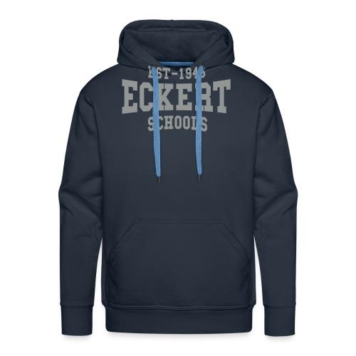 Eckert Old School 25 cm - Männer Premium Hoodie