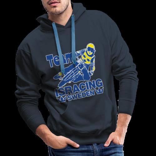 Team ISRACING SWEDEN - Premiumluvtröja herr