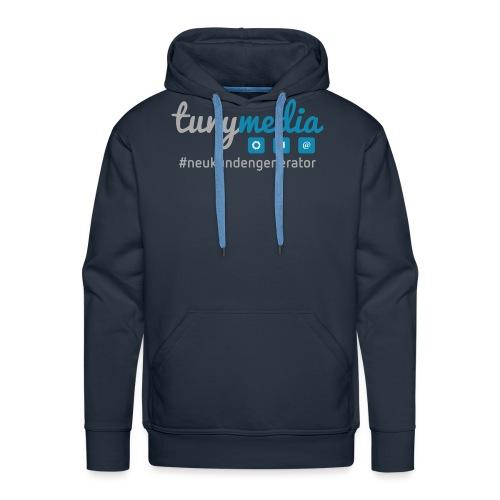 Tunymedia Brand - Männer Premium Hoodie
