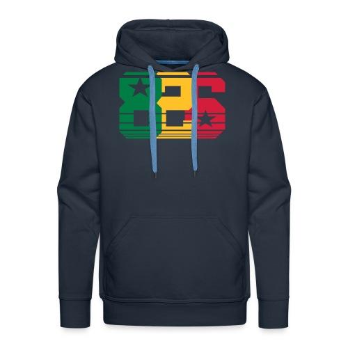 826 Jamaica - Sudadera con capucha premium para hombre