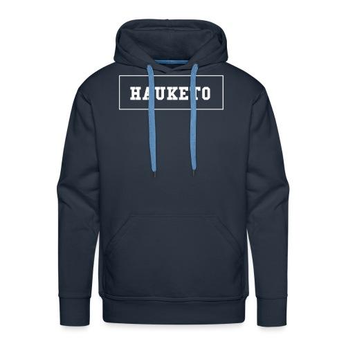 hauketo classic - Premium hettegenser for menn