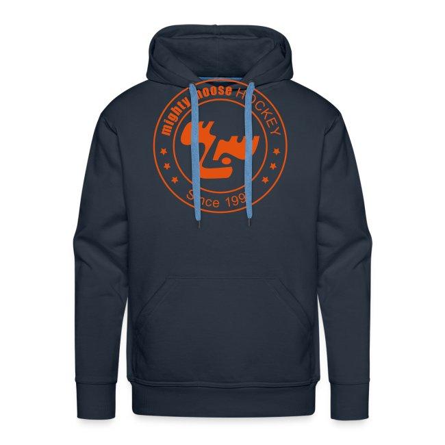moose logo since1997 orange