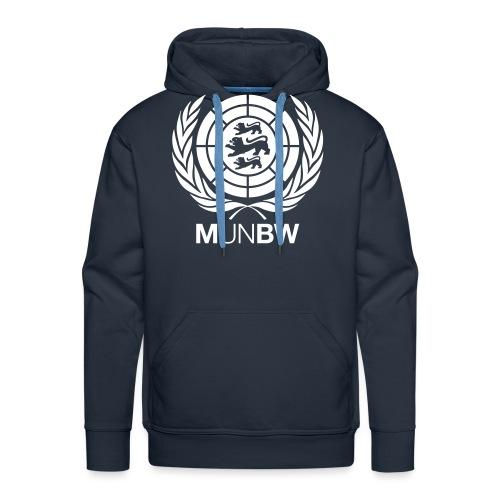 MUNBW-Logo - Männer Premium Hoodie