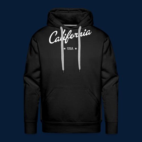 California - Männer Premium Hoodie