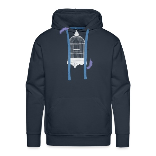 Trapped Inside - Men's Premium Hoodie