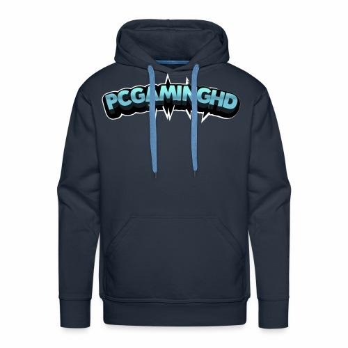 PCgamingHD banner - Mannen Premium hoodie