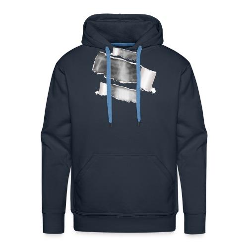 Chest X-Ray - Felpa con cappuccio premium da uomo
